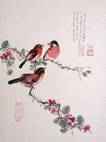 calligraphie_oiseaux